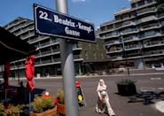 Women also take centre stage when it comes to naming the new streets in a city where 92 percent are named after men