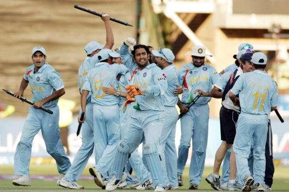 Everyone remembers the 2007 T20 World Cup final
