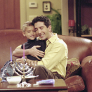 <p>Cole Sprouse didn't get his start on The Disney Channel like you may have thought. He actually played Ross's son Ben in <em>Friends</em>, where he showed up in a few episodes to be extremely adorable. </p>