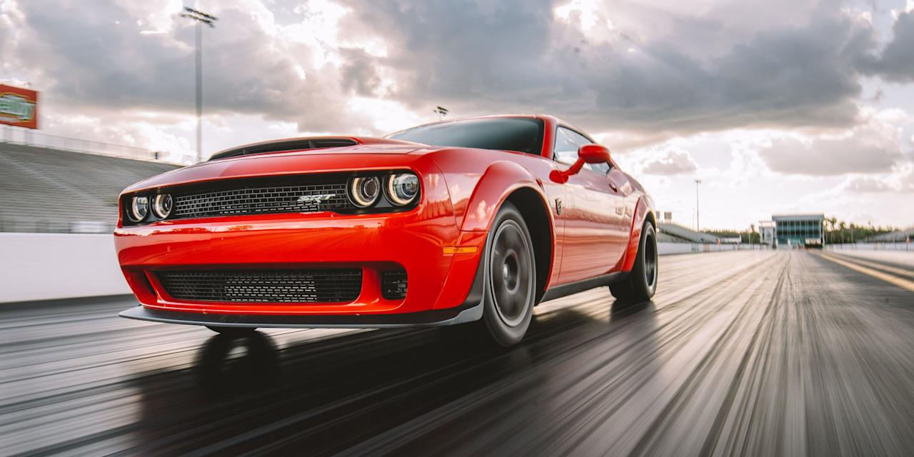 <p>Alphanumeric car names may help you understand where a car fits in an automaker's lineup, but it's hard to get excited about numbers and letters. A truly cool car needs an exciting name. </p>