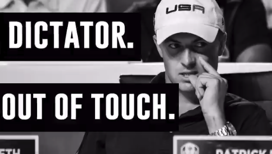 "Billy Hurley III calls Jordan Spieth ""disgusting"" and a ""thief"" in satirical attack ad that is absolute gold"