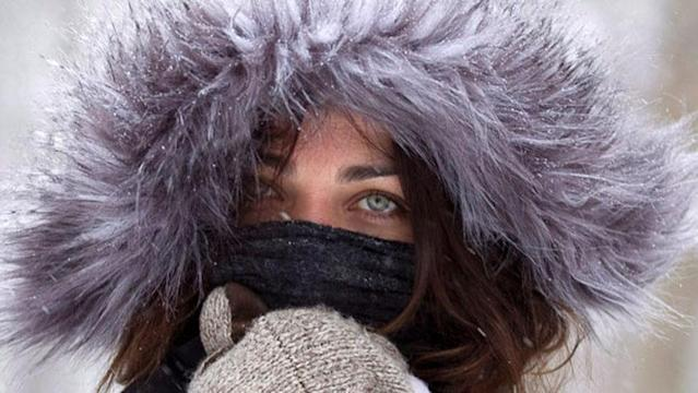 Canadians are unified in misery as the brutal freezing temperatures blanket the country