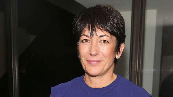 PHOTO: Ghislaine Maxwell at Spring Studios in New York City, Oct. 18, 2016. (Patrick McMullan via Getty Images, File)