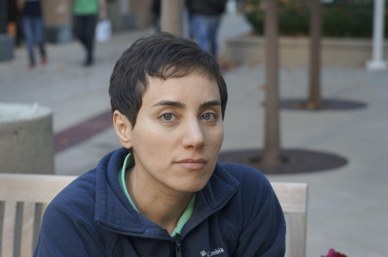 <strong>Professor Maryam Mirzakhani died of cancer on Saturday</strong> (NASA? via Getty Images)