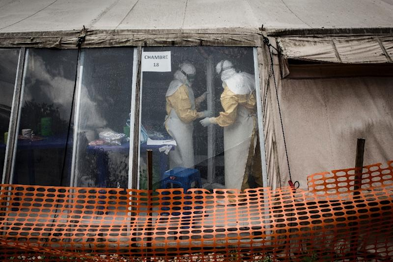 Health workers have been attacked as they tackle ther DR Congo Ebola outbreak