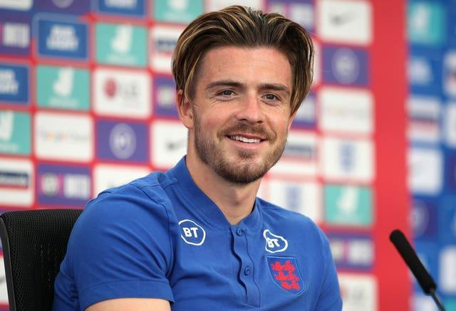 Grealish spoke to the media at St George's Park on Wednesday afternoon.