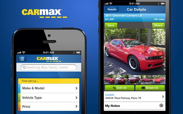 Use the best car-selling apps to buy your next ride with your smartphone