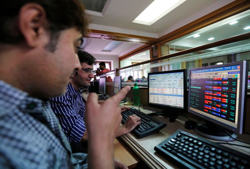 Indian shares rise on plans to ease travel curbs; airlines gain
