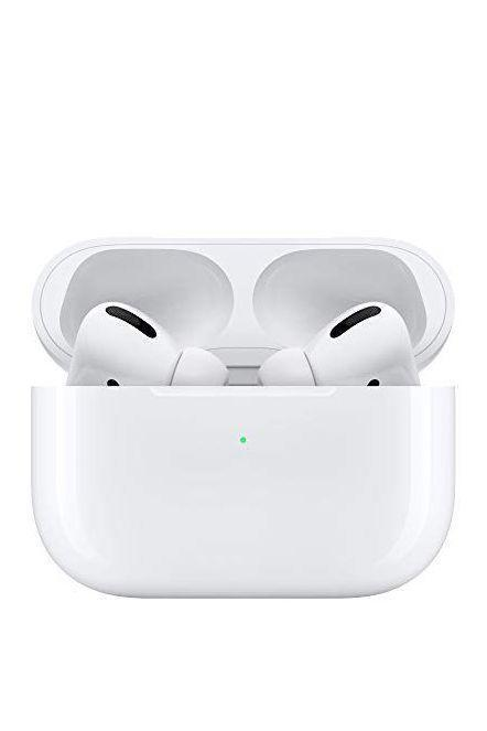 """<p><strong>Apple</strong></p><p>amazon.com</p><p><strong>$199.99</strong></p><p><a href=""""https://www.amazon.com/dp/B07ZPC9QD4?tag=syn-yahoo-20&ascsubtag=%5Bartid%7C10051.g.13053688%5Bsrc%7Cyahoo-us"""" rel=""""nofollow noopener"""" target=""""_blank"""" data-ylk=""""slk:Shop Now"""" class=""""link rapid-noclick-resp"""">Shop Now</a></p><p>Few tech gadgets, if any, look as suave as AirPods. Of all the headphones carried on Amazon, these remain the #1 best-selling pair (no exaggeration), and for a limited time only, they're currently on sale.</p>"""