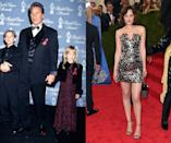 <p><em>Then: </em>At the People's Choice Awards in 1997</p><p><em>Now: </em>At the 2015 Met Gala</p>