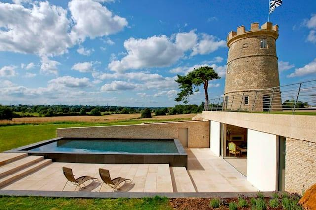 Incredible 18th century tower home could be yours - for £1.75m