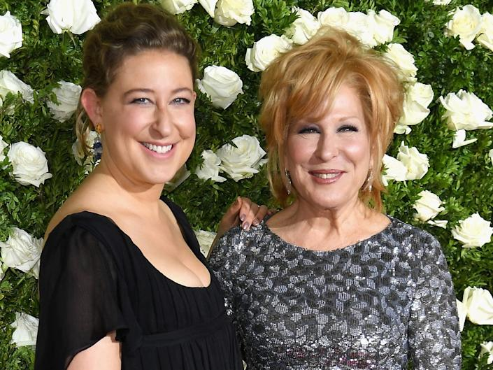 Sophie Von Haselberg and her mom went to the 2017 Tonys together.