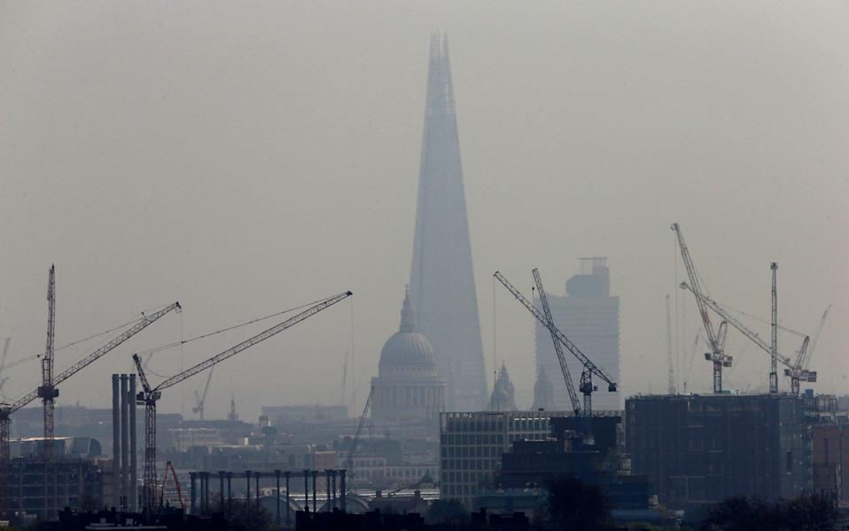 The court said the UK has failed to keep pollution as low as possible - REUTERS