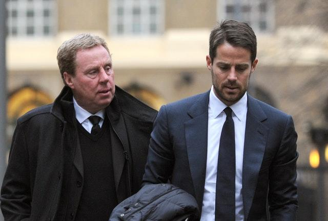 Harry and Jamie Redknapp