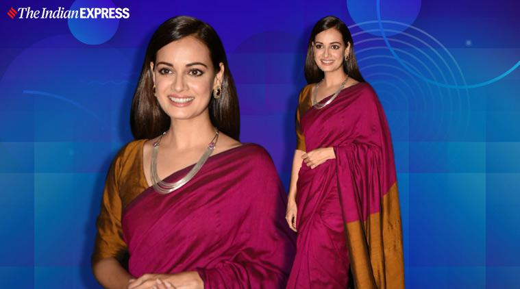 dia mirza, dia mirza recent photos, dia mirza thappad screening, Taapsee Pannu thappad promotions, Taapsee Pannu latest photos, Taapsee Pannu thappad movie release, Taapsee Pannu actor thappad, Taapsee Pannu thappad review, indian express