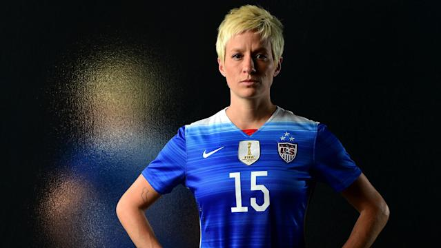 The U.S. women's national team and Seattle Reign star has drawn national attention after deciding to kneel during the national anthem for both club and country games.