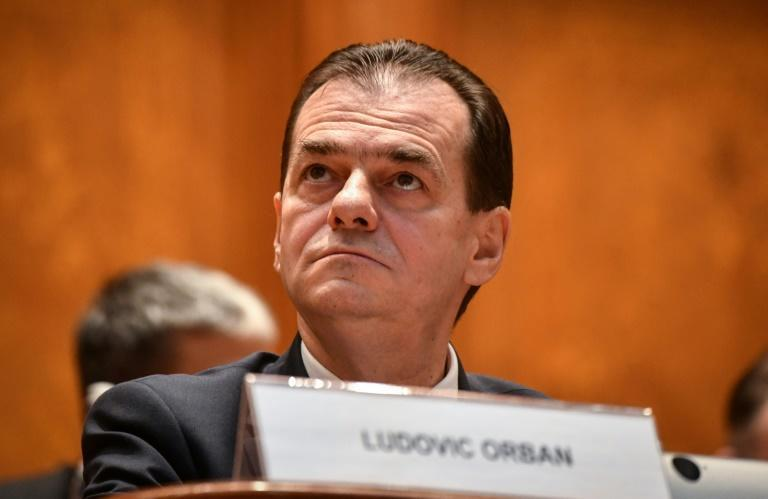 Romanian Prime Minister Ludovic Orban has been running a minority government