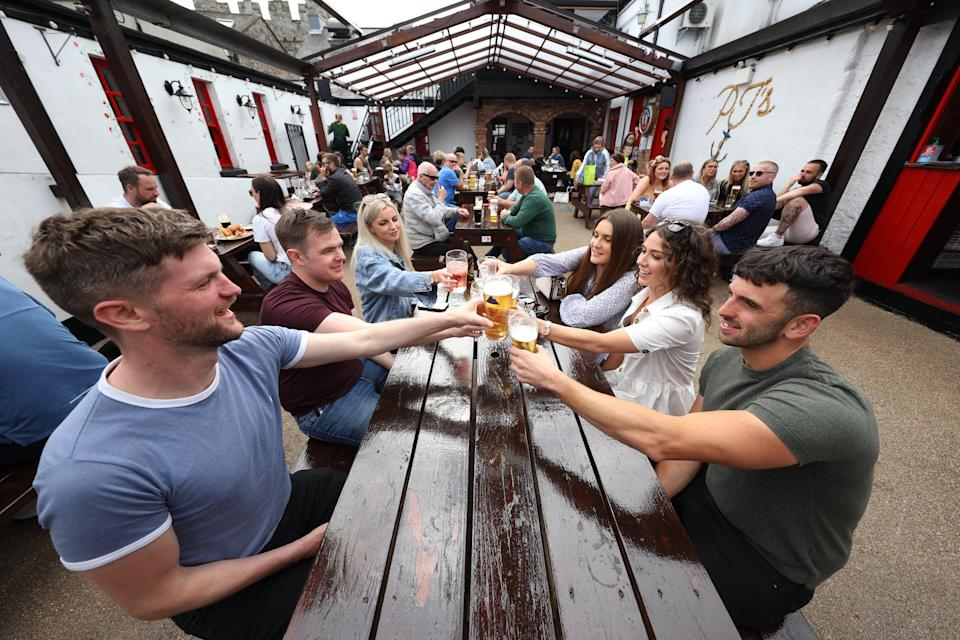A pub and a restaurant have closed in Wales (STOCK IMAGE) (PA Wire)