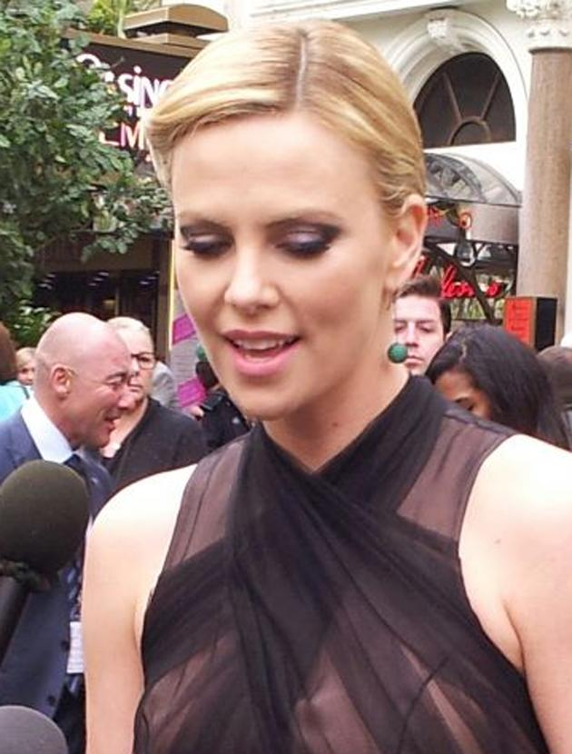 Celebrity photos: Charlize Theron was one of the most beautiful stars we've ever spoken to.
