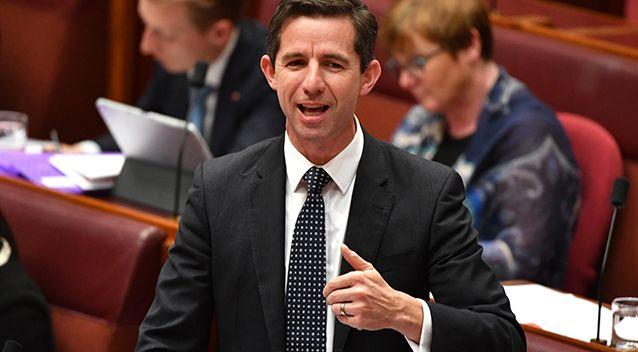 Education Minister Simon Birmingham said the results are concerning. Source: AAP / Stock