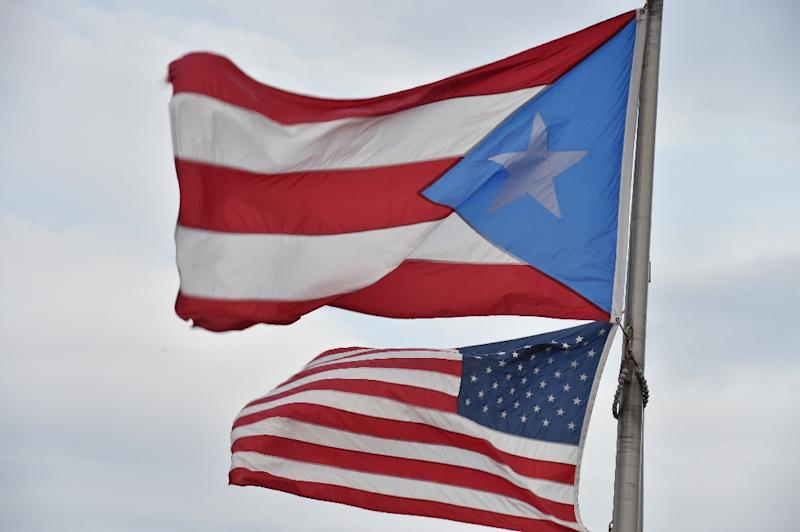 The US Supreme Court examined Puerto Rico's hybrid status as a self-governing commonwealth whose four million inhabitants are US citizens (AFP Photo/Paul J. Richards)