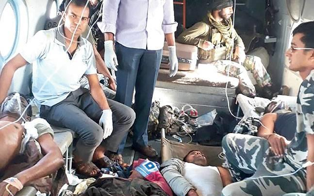 CRPF, which lost its 25 jawans in Sukma Naxal attack, is without a full-time chief for two months now