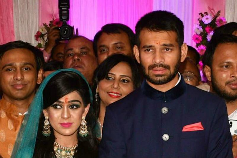 'No Access to Food, Kitchen': Talking About Her Divorce for 1st Time, Tej Pratap's Wife Blames Misa