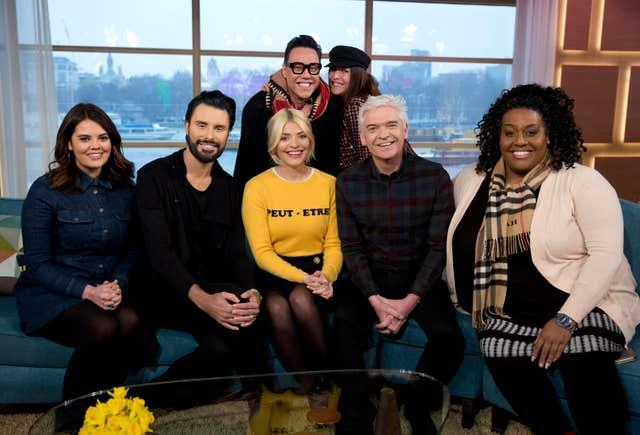 'This Morning' Photocall – London