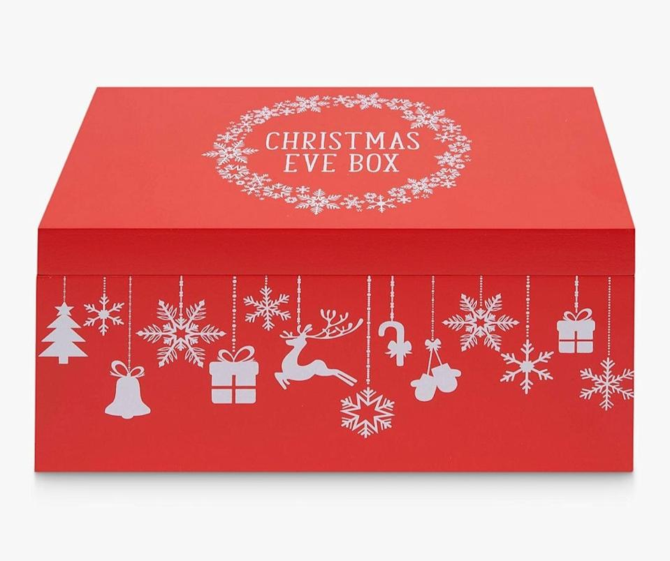 This one from John Lewis comes in a very festive shade [Image: John Lewis]