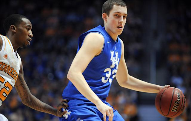 Kyle Wiltjer remodeled his body and game while sitting out last season