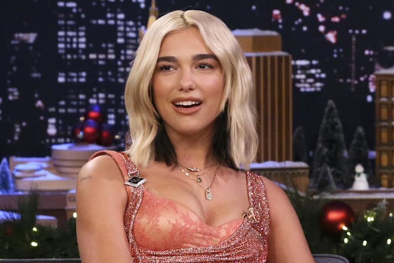 Dua Lipa Performs Disco-Inspired 'Don't Start Now' on 'Tonight Show'