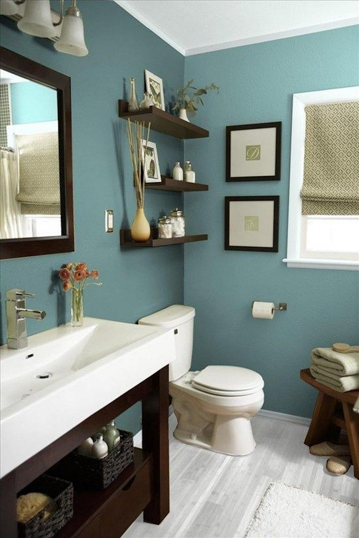 Stylish, affordable bathroom decor featured in Gap and Walmart's upcoming