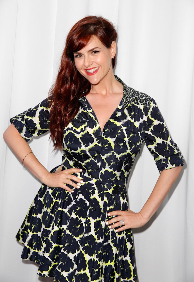 Sara Rue On Raising A Daughter Who S Not Diet Obsessed