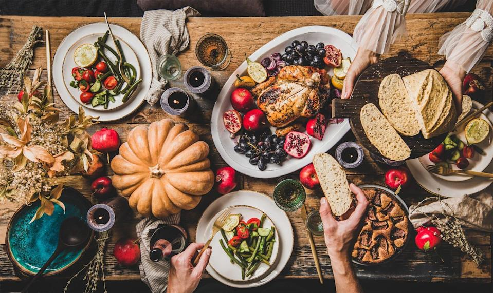 Follow These 6 Simple Steps to Host Thanksgiving for Two That'll Feel Just as Festive (and Delicious) as Ever