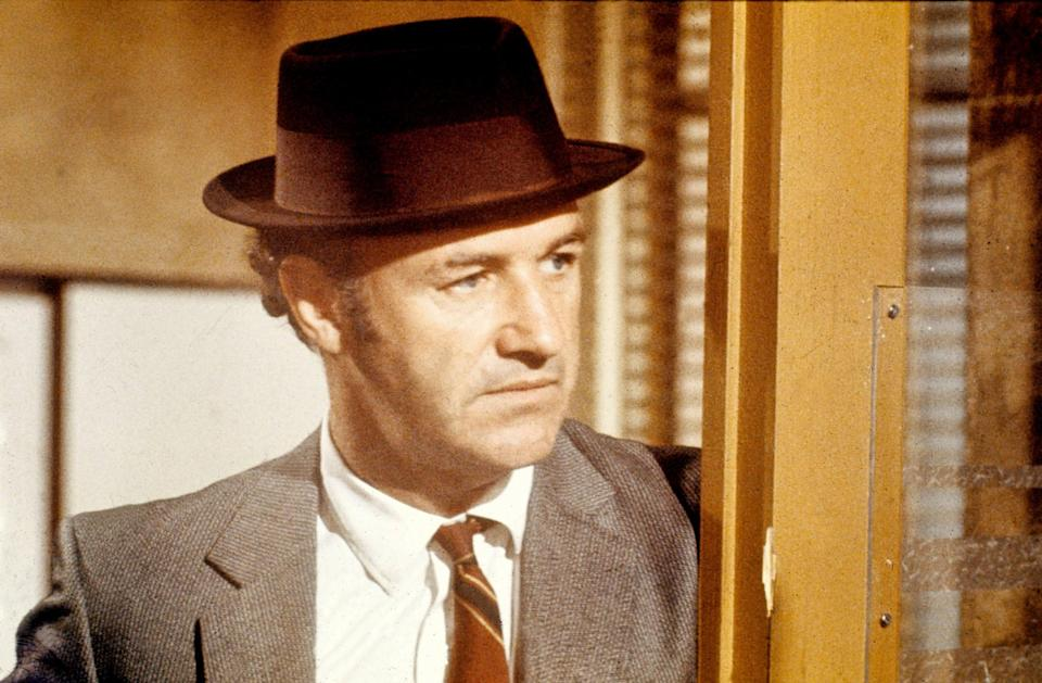 Gene Hackman as Popeye Doyle in <em>The French Connection.</em> (Photo: Mary Evans/Ronald Grant/Everett Collection)