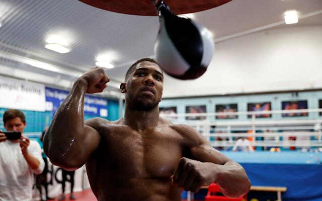 Eddie Hearn: Anthony Joshua vs Deontay Wilder could happen at the end of this year if AJ beats Joseph Parker