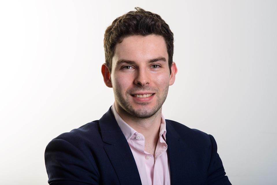 Risk Ledger CEO and Co-Founder: Haydn Brooks