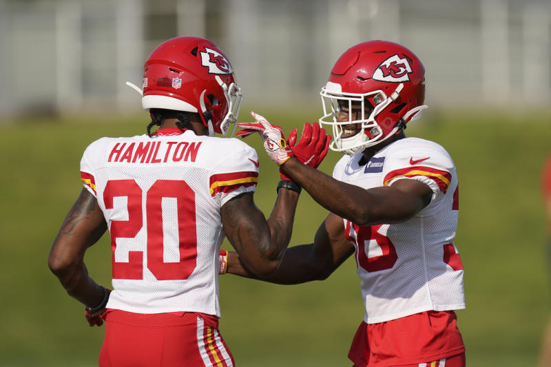 Chiefs CB Antonio Hamilton questionable to return with groin injury