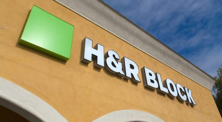 HRB stock