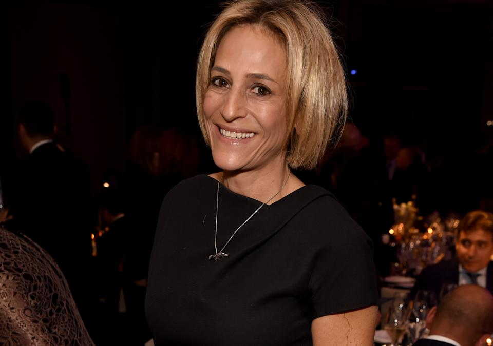 Emily Maitlis is the host of BBC's 'Newsnight'. (Getty Images)