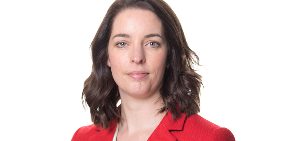 100) Claire Dykta, head of UK strategy, National Grid. Photo: National Grid
