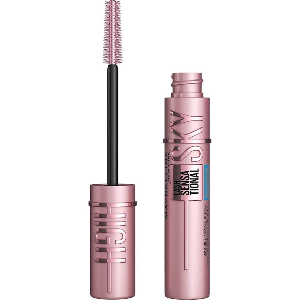 <p>The <span>Maybelline New York Sky High Mascara </span> ($9, originally $11) can do it all, whether you are looking for volume, for length, or to hold a curl. It's a buildable formula with a precise brush that can coat every lash.</p>