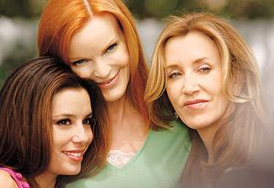 Desperate Housewives   Photo Credits: Andrew Macpherson for TV Guide