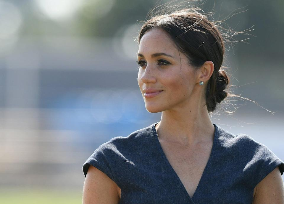 """<p><a href=""""https://www.popsugar.com/celebrity/meghan-markle-christmas-gift-for-oprah-video-48057380"""" class=""""link rapid-noclick-resp"""" rel=""""nofollow noopener"""" target=""""_blank"""" data-ylk=""""slk:Meghan's first personal business investment"""">Meghan's first personal business investment</a> was announced this past December when <a class=""""link rapid-noclick-resp"""" href=""""https://www.popsugar.com/Oprah-Winfrey"""" rel=""""nofollow noopener"""" target=""""_blank"""" data-ylk=""""slk:Oprah Winfrey"""">Oprah Winfrey</a> revealed the sweet Christmas gift she received from the duchess: a basket of <a href=""""https://clevrblends.com/"""" class=""""link rapid-noclick-resp"""" rel=""""nofollow noopener"""" target=""""_blank"""" data-ylk=""""slk:Clevr Blends"""">Clevr Blends</a> SuperLatte mix. Turns out, Meghan is a private investor for the woman-led wellness company, which specializes in a variety of nutrition-rich lattes and donates a percentage of its monthly profits to US organizations fighting for food justice.</p>"""