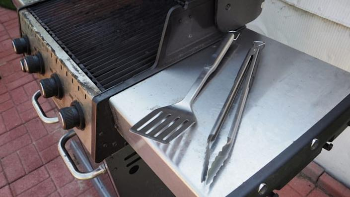 These tongs are for more than just grilling.
