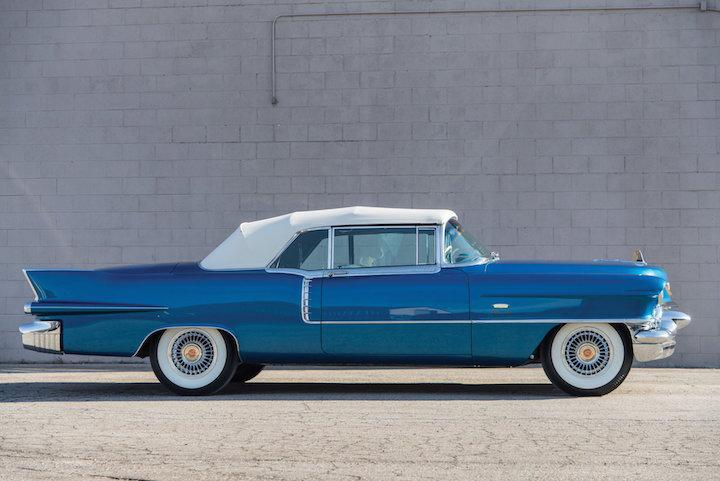crisp cadillac eldorado biarritz convertible heads to auction. Cars Review. Best American Auto & Cars Review