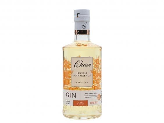 Forget spreading it on toast, it's all about the marmalade gin instead (Chase Distillery)