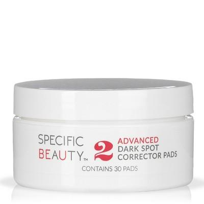 """<strong><h2>Specific Beauty Advanced Dark Spot Corrector Pads Facial Treatments</h2></strong><br>Most spot treatments pack a mean punch for fighting pigmentation, but you aren't limited to serums and creams: You can also incorporate potent exfoliators, like these corrective pads, to aid the fading process. Heather Woolery-Lloyd, MD, founder of <a href=""""https://www.specificbeauty.com/"""" rel=""""nofollow noopener"""" target=""""_blank"""" data-ylk=""""slk:Specific Beauty"""" class=""""link rapid-noclick-resp"""">Specific Beauty</a>, tells Refinery29 that each pad is soaked in vitamin C and kojic acid to target spots <em>and </em>improve the brightness of your complexion overall.<br><br><strong>Specific Beauty</strong> Advanced Dark Spot Corrector Pads Facial Treatments , $, available at <a href=""""https://go.skimresources.com/?id=30283X879131&url=https%3A%2F%2Fwww.target.com%2Fp%2Fspecific-beauty-advanced-dark-spot-corrector-pads-facial-treatments-5-fl-oz%2F-%2FA-75574192%3Fref%3Dtgt_adv_XS000000%26AFID%3Dgoogle_pla_df%26fndsrc%3Dtgtao%26CPNG%3DPLA_Health%252BBeauty%252BShopping%26adgroup%3DSC_Health%252BBeauty%26LID%3D700000001170770pgs%26network%3Dg%26device%3Dc%26location%3D9060351%26gclsrc%3Daw.ds%26ds_rl%3D1246978%26ds_rl%3D1247077%26ds_rl%3D1246978%26ref%3Dtgt_adv_XS000000%26AFID%3Dgoogle_pla_df%26CPNG%3DPLA_Health%2BBeauty%2BShopping%26adgroup%3DSC_Health%2BBeauty%26LID%3D700000001170770pgs%26network%3Dg%26device%3Dc%26location%3D9060351%26gclid%3DCj0KCQiAsdHhBRCwARIsAAhRhsl-MrmKj8iTNIxr02J68lVkR9BwXmX7GN2cPuzwtmukGRw6aQvMt84aAg_3EALw_wcB%26gclsrc%3Daw.ds"""" rel=""""nofollow noopener"""" target=""""_blank"""" data-ylk=""""slk:Target"""" class=""""link rapid-noclick-resp"""">Target</a>"""
