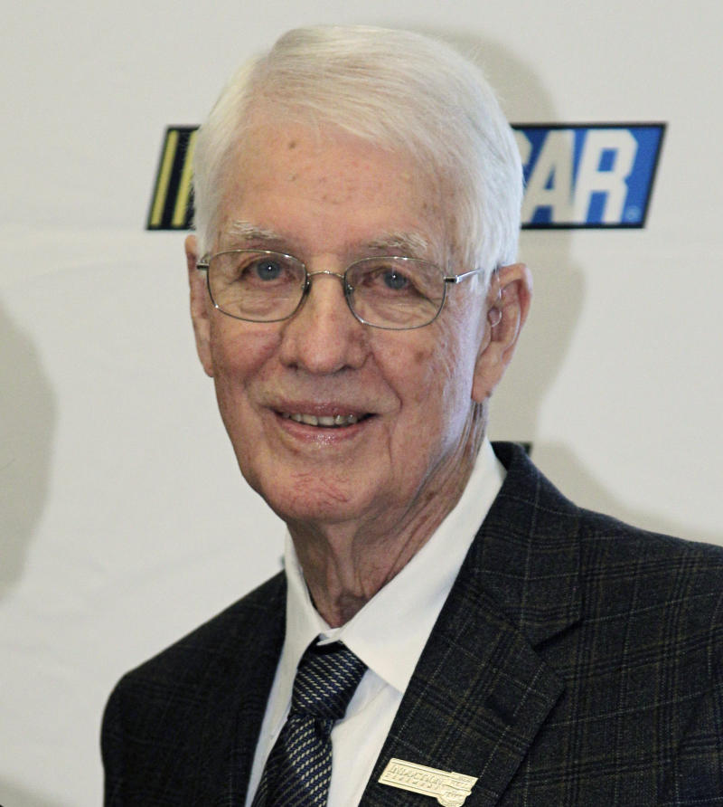 Glen Wood, Auto Racing Pioneer And Patriarch, Dies At 93