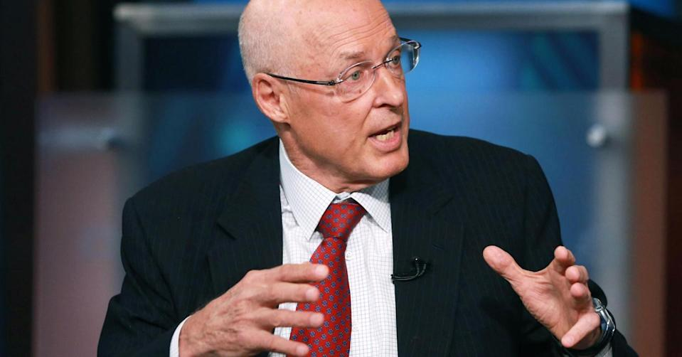 Hank Paulson weighs in on President Trump's trade policy. (CNBC)